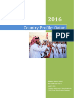 Qatar Country Profile