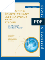 Developing Multi-tenant Applications for the Cloud on Windows Azure 3rd Edition.epub