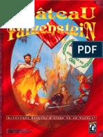 Castle Falkenstein RPG