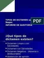 Tema 17 Tipos Dictamen Segun Nagas, Notas a Los Ef