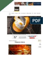 Panquecas Clásicas _ Cocina y Vino