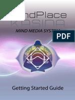 MindPlace Kasina English Manual Nov2014