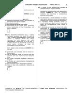 UFSC 2000 PROVA BIO/GEO/MAT