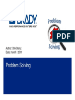 PowerPoint - Problem Solving-1