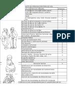 Paquete de Atencion y Libro Del Sectorista