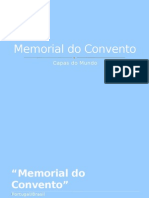 Memorial Do Convento - Capas