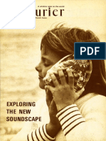 Exploring the New Soundscape
