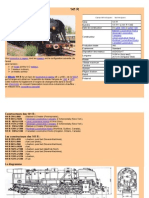 Modélisme ferroviaire. Compos pour 141 R. Par Laurent Arqué