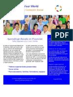 Talleres ABP 2016 Flyer