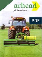 Flail Mower Range Leaflet