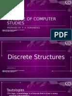 Dis_struc - Itec 205_l2