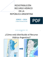 Redistribucion Rh Arg - Joreic 2014