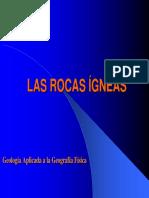 Rocas Igneas i