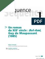 Bel Ami Un Roman Du Xixe Siecle Bel Ami Guy de Maupassant 1885