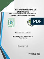 Manual Del Alumno-Matematica Financiera