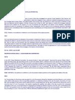 Foreclosure Case Digest