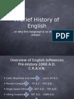 History of English Part IB