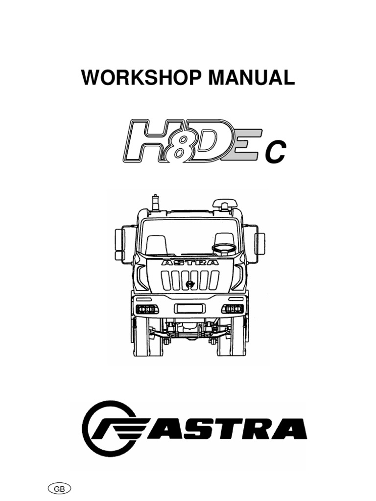 Workshop Manual Turbocharger Fuel Injection Iveco Tector Wiring Diagram