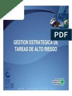 GCE118 2008 Tareas de Alto Riesgo