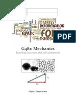 OCR Physics A Mechanics