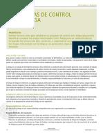 Fatigue Management Programs Spanish
