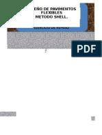 método Shell