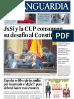 La Vanguardia 2016-07-28
