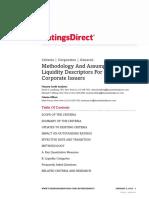 en Criteria SandP Liquidity Criteria201412 CA 2014JAN2 En