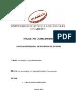 Actividad de Investigacion Formativa I