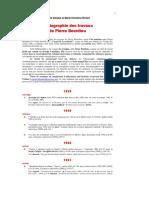 Yvette Delsaut, Marie-Christine Riviere-Bibliographie Des Travaux de Pierre Bourdieu (2002)