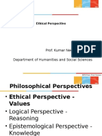 Ethical Perspective