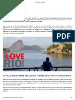 i Love Rio - Niterói