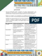 AA2 Evidencia Valores Organizacionales