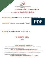 Falcultad de Educación y Humanidades
