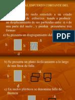 4.2 Resistencia Al Esfuerzo