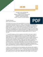 Carta Encíclica Ad Diem Illum Laetissimum de s.s. Pio x Sobre La Inmaculada Concepción
