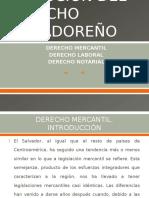 Evolución Del Derecho Salvadoreño