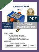 Maqquinas electricas Informe 1