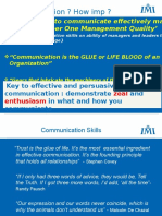 Managerial Communication - 1
