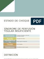 Estado de Choque_Anestesiologia