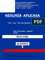 Unidad i Geologia