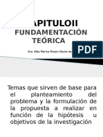 Capìtulo II Fundamentación Teórica (2)