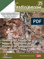 Ampliación Mina Volcan