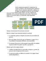 En la estructura matricial u organización matricial se organiza por dos criterios a la vez.docx