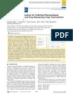 Deep Learning Transcriptome Data Mol Pharmaceutics 2016