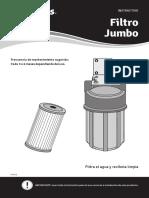Instructivo Filtro Jumbo