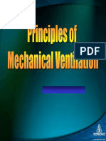 The Principles of Mechanical Ventilation