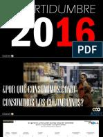 Raddar Como Consumimos Los Colombianos Agosto 2016