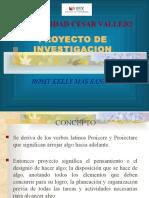 PROYECTO UCV 2013