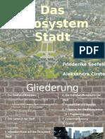 Bio Referat Stadtökologie